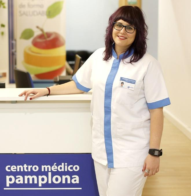 Cita previa Centro Medico Pamplona